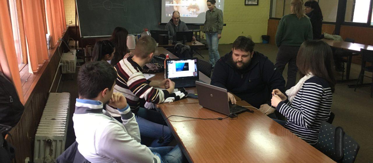 Omladinska škola novinarstva – 18.02.2017.