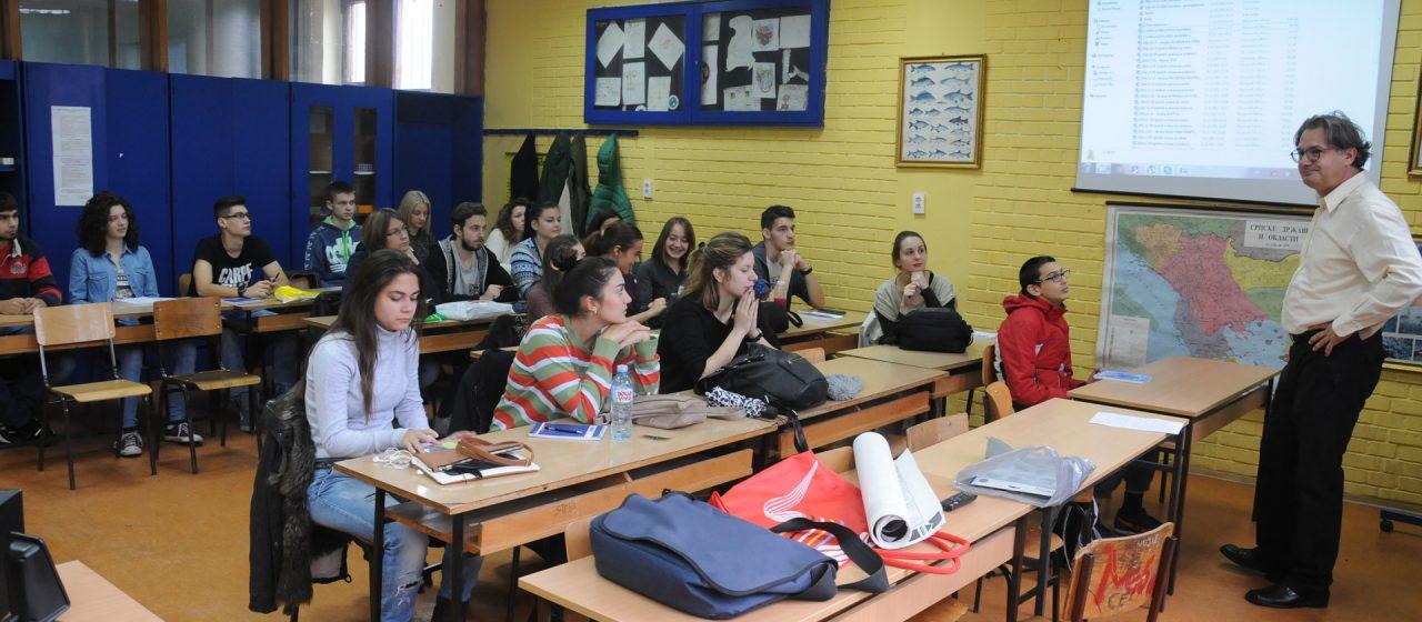 Omladinska škola novinarstva – 22.10.2016