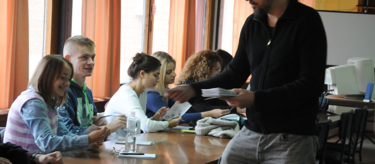 Omladinska škola novinarstva – 12.11.2016