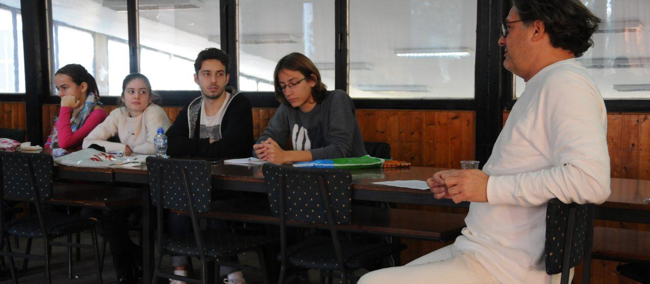 Omladinska škola novinarstva – 19.11.2016